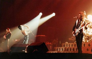 Queen live @ Detroit - 1978