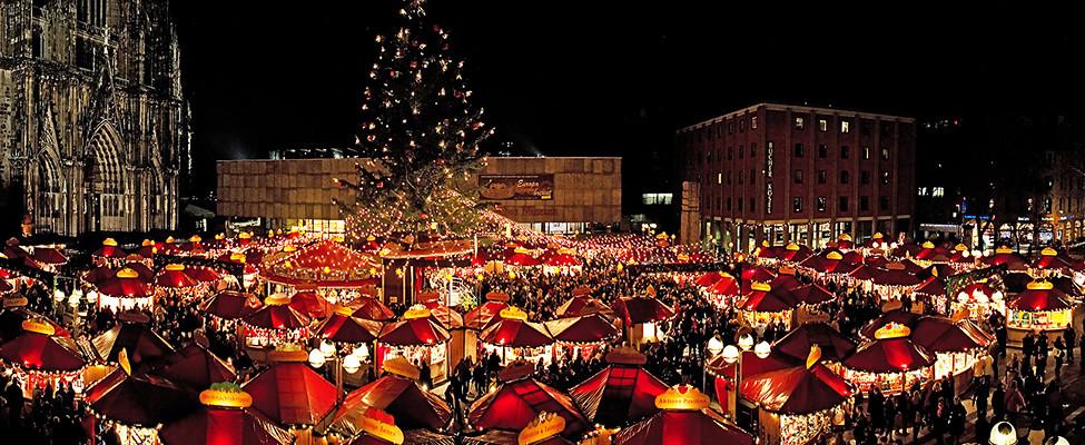 Stedentrip Keulen met kerst: kerstmarkten in Keulen | Mooistestedentrips.nl