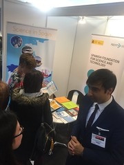 FECYT promociona la ciencia española en Londres