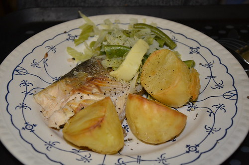 trout dinner Oct 17