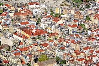 Greece - Nafplio rooftops
