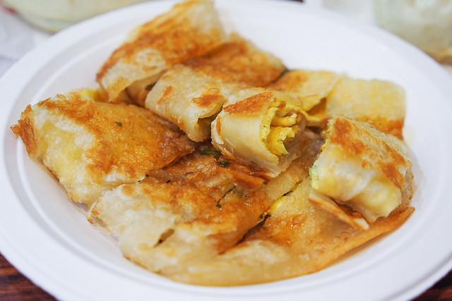 府前食坊| 花蓮/美崙–美味人氣早餐/蔥油蛋餅