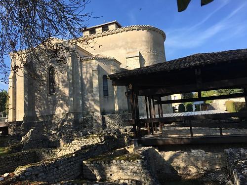 Site archéologique gallo-romain de Montcaret