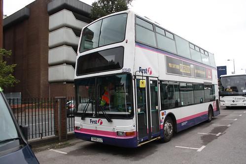 First Hampshire & Dorset 32849 T849LLC