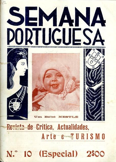 Capa de revista, 1933