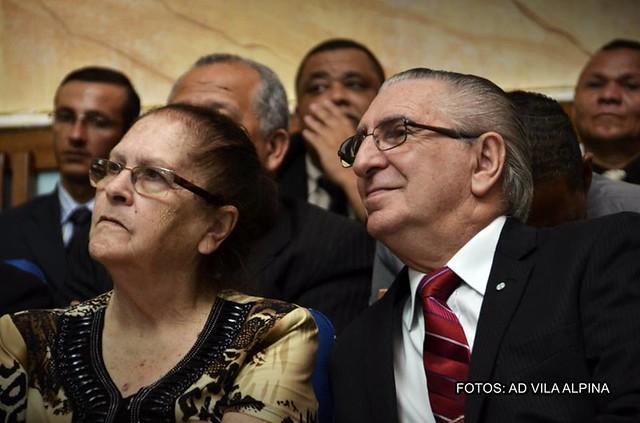 Aniversário Pastora Maria Larentis