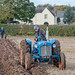 Ford Dexta Tractor Ploughing