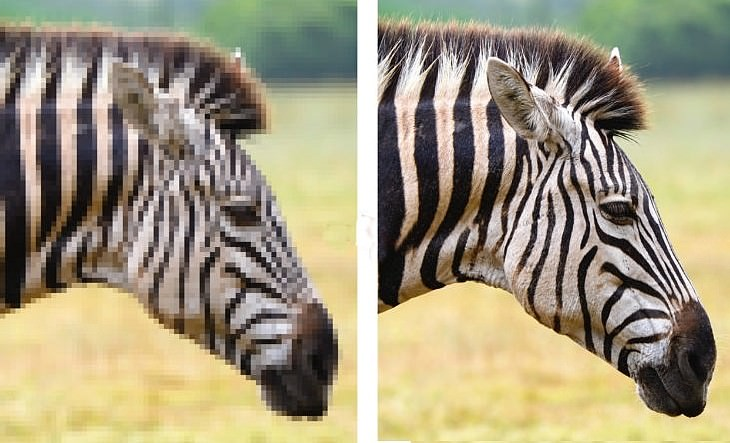 Un nouvel algorithme «améliore» les photos en basse résolution jusqu'à ce qu'elles soient en haute résolution