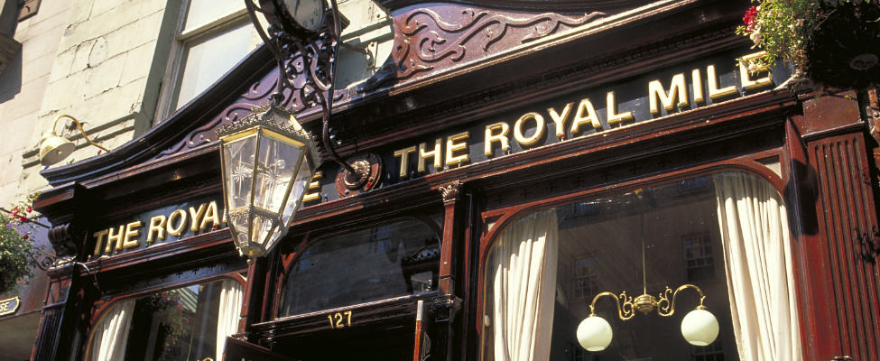 De gezelligste pubs in Edinburgh | Mooistestedentrips.nl