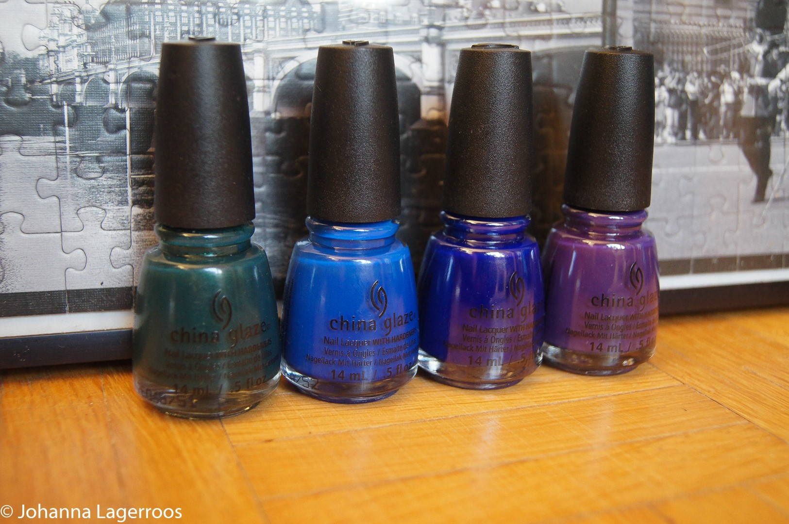 china glaze cools