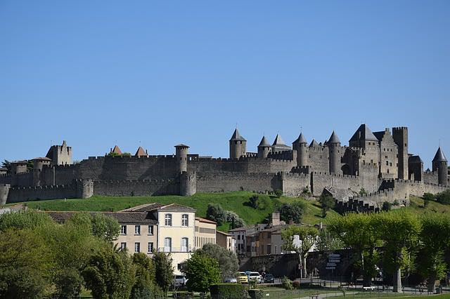 visitar carcassonne
