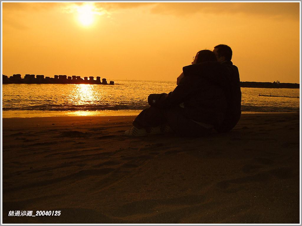 2004-01-25-林邊沙灘
