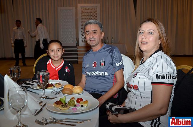 Ayşe Şevval Gödüç, Nilgün Gödüç ve İmaj Jaluzi'nin shaibi Mustafa Gödüç