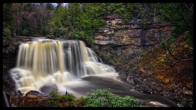 Blackwater Falls 2, Apple iPhone, iPhone 6s back camera 4.15mm f/2.2