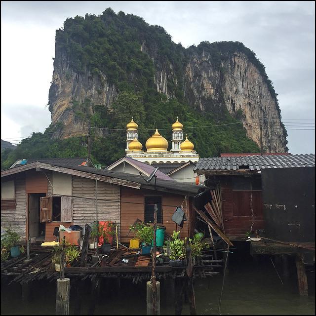 Koh Panyee Village