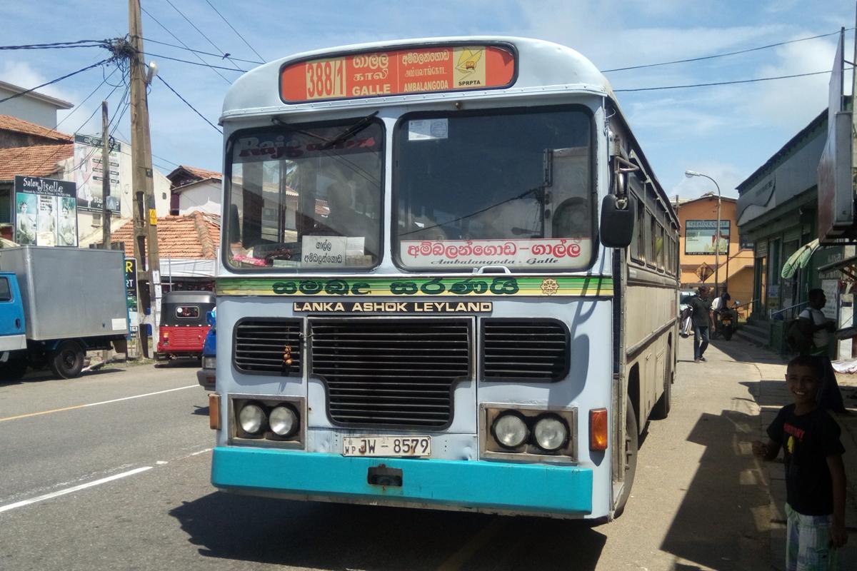 Lanka Ashok Leyland Viking