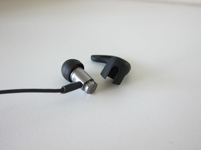 V-MODA Forza Metallo Wireless Earphones - Right Earphone With Sports Fin