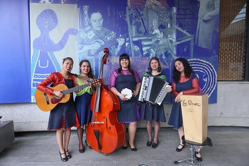 Celebración de los 100 años de Violeta Parra