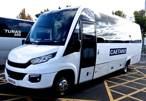 'Coach & Bus UK17' 'Caetano Alpha' on 'Dennis Basford's railsroadsrunways.blogspot.co.uk'