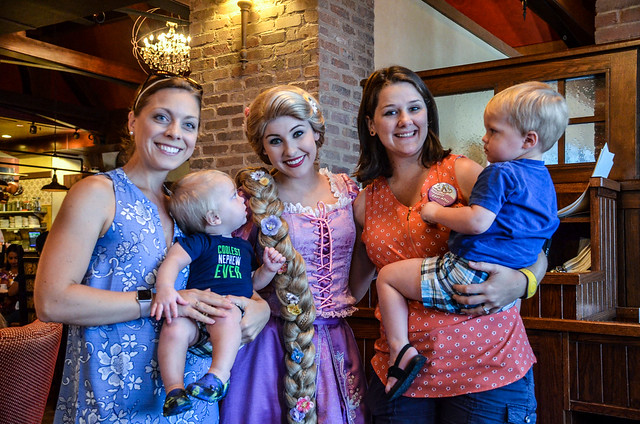 Rapunzel group Trattoria