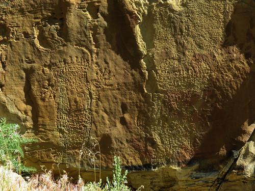 Legend Rock Petroglyphs #15