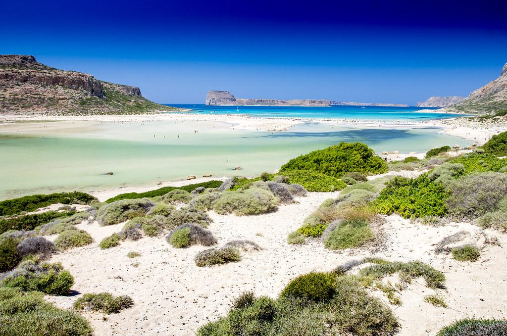 Balos Dunes #2 - Crete, Greece