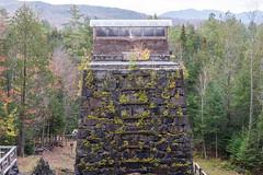Old blast furnace