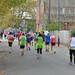 Birmingham International Marathon - Mary Vale Road, Stirchley
