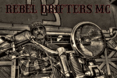 Ray Sutton, founder of Rebel Drifters MC