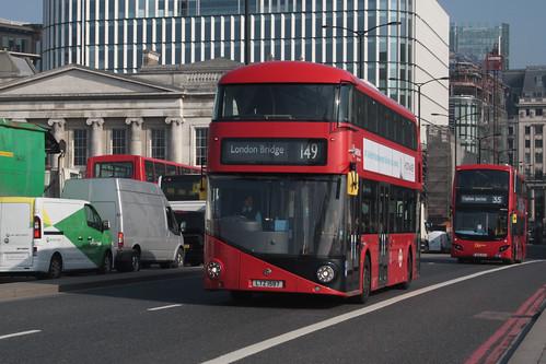 Arriva London LT597 LTZ1597