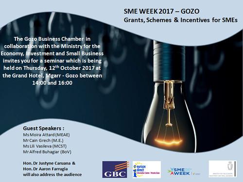 SME_Week_Gozo_Seminar_2017_Flyer1