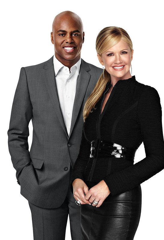 Nancy O'Dell, Kevin Frazier