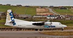 Fokker 50 OO-VLI IMG_8508