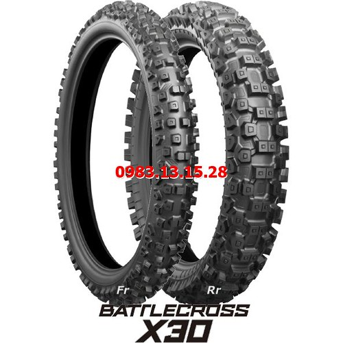 BRIDGESTONE BATTLECROSS X30_result