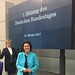 24. Oktober 2017: Konstituierende Sitzung des 19. Bundestages
