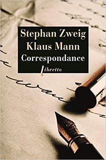 Klaus Mann StefanZweig corrispondenza