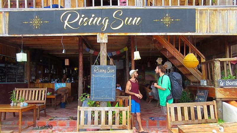 Koh Rong Island Sihanoukville Cambodia