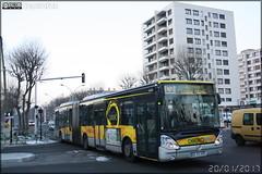 Irisbus Citélis 18 - Sémitag (Société d'Économie MIxte des Transports publics de l'Agglomération Grenobloise) / TAG (Transports de l'Agglomération Grenobloise) n°4405