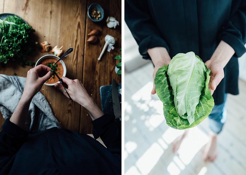 Välkommen till Cashew Kitchen! Photos by Poppy Photography