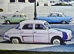 Soft Colours of the 1950s