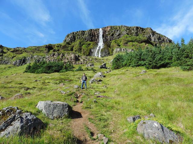 Bjarnarfoss, Snæfellsnes Peninsula, Iceland