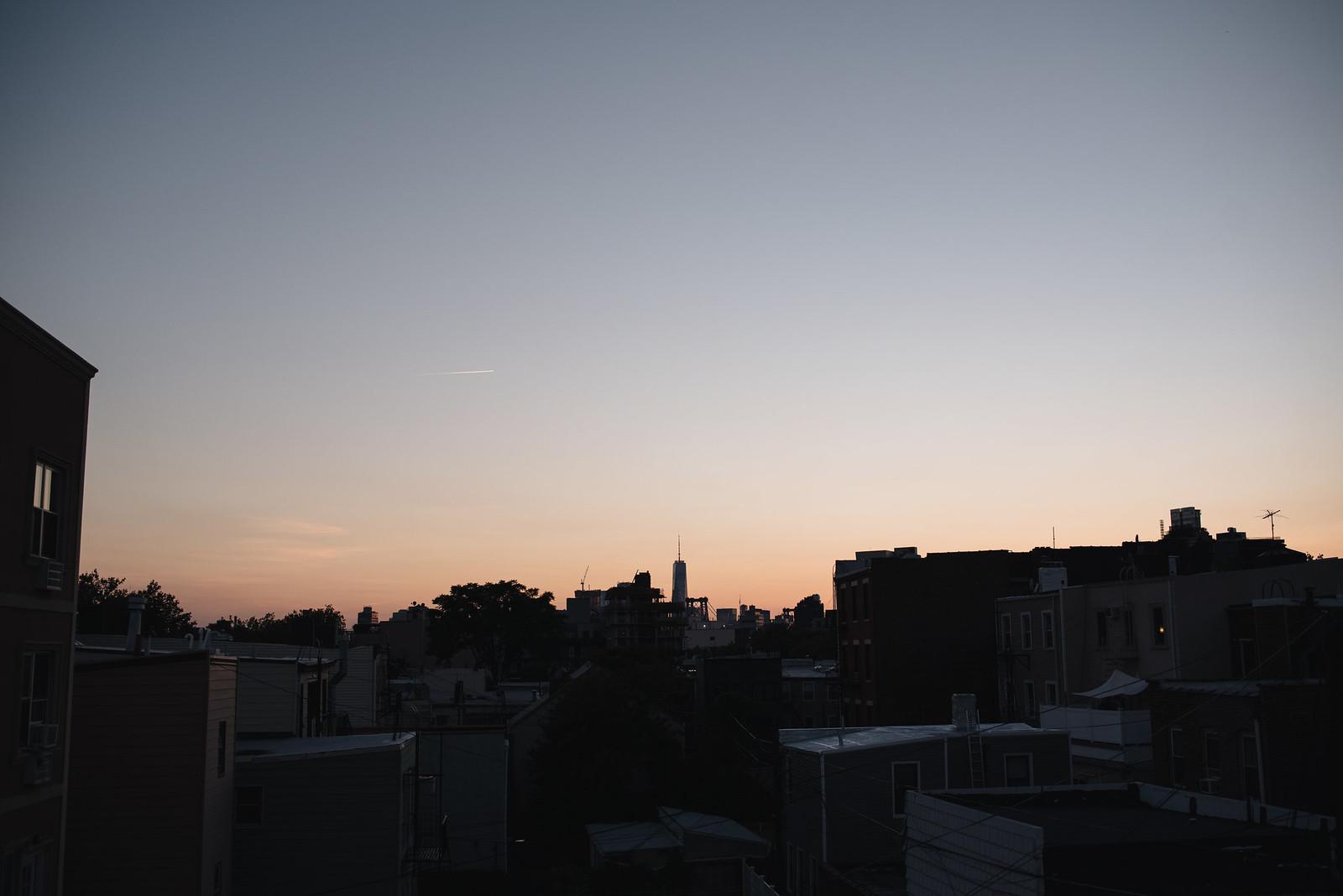 Brooklyn Rooftop on juliettelaura.blogspot.com