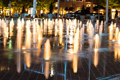 Sundance Fountain