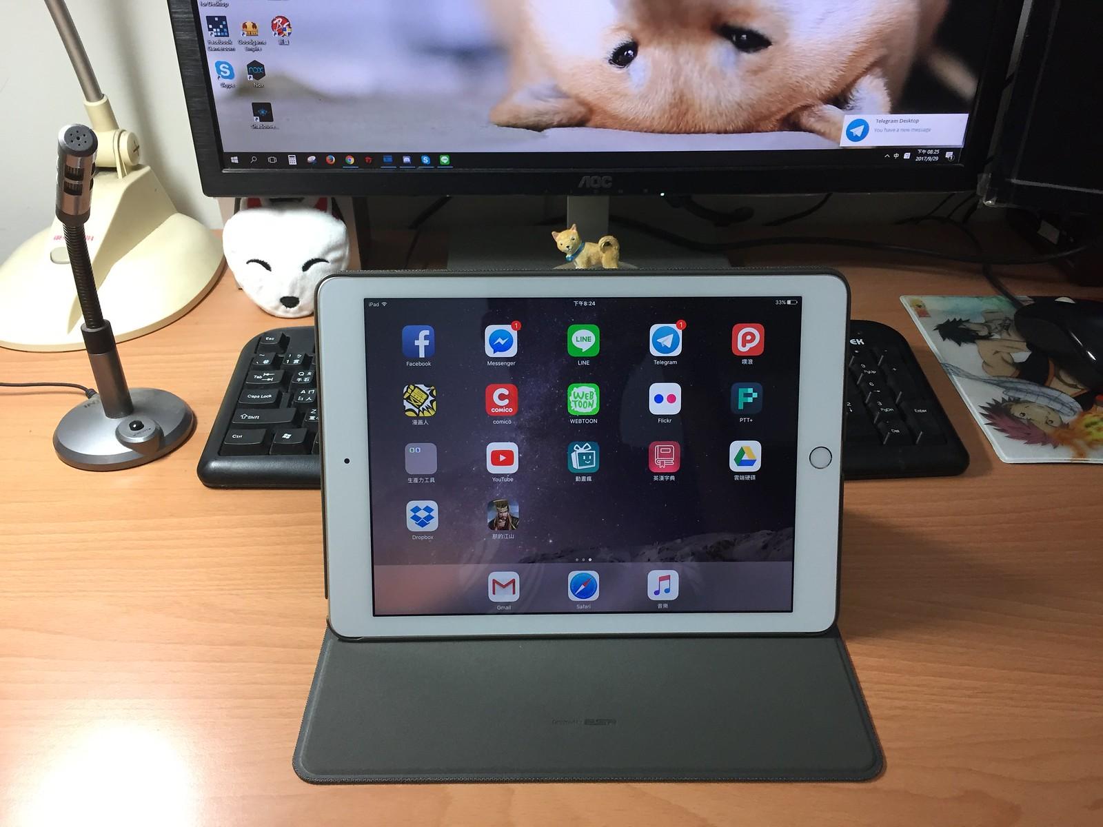 立 iPad