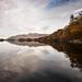 Derwent water reflection by alf.branch