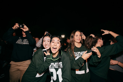 Dartmouth Homecoming 2017