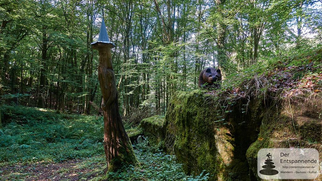 Teufelstein: Steinbruch oder Opferstätte?