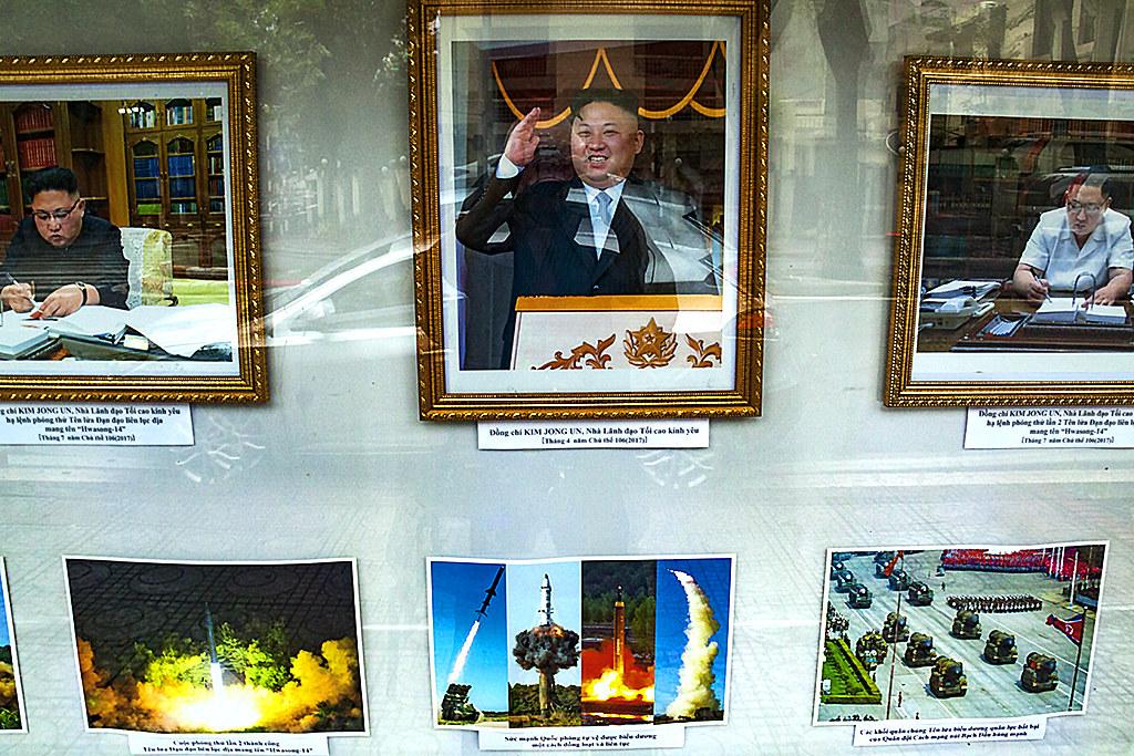 Kim Jong Un--Hanoi