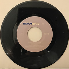 MACY GRAY:I TRY(RECORD SIDE-A)