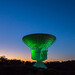 Ghostly green by europeanspaceagency